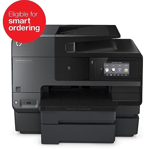 HP OfficeJet e-All-in-One Printer (8630)