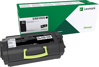 Lexmark MS817/MS818 Return Program Black Toner