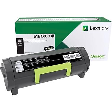 Lexmark MS/X517/617 Extra High Yield Return Program Black Toner