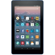 "Amazon Fire 7 Tablet with Alexa, 7"" Display, 8 GB, Marine Blue"