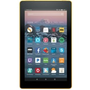 "Fire 7 Tablet with Alexa, 7"" Display, 8 GB, Canary Yellow - with Special Offers (B01J90O7KK)"
