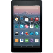 "Amazon Fire HD 8 Tablet with Alexa, 8"" HD Display, 32 GB, Black"