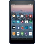 "Fire HD 8 Tablet with Alexa, 8"" HD Display, 32 GB, Marine Blue - with Special Offers (B01J94T1Z2)"