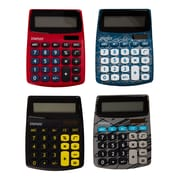 Staples® SPL-230 8-Digit Display Calculator, Assorted Designs