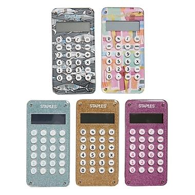 Staples Maze Calculator
