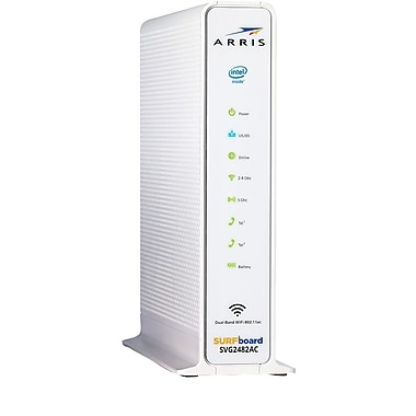 Arris SURFboard SVG2482AC DOCSIS 3.0 Cable Modem and Wi-Fi Router