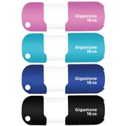 Gigastone 16GB USB Flash Drive 2.0, 4 Pack