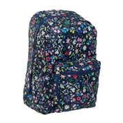 Cynthia Rowley Nylon Backpack, Wild Flowers (1219)