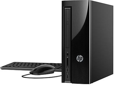 HP Slimline 270-p026 Desktop (Intel Core i3, 1TB HDD, 8GB RAM, Windows 10, Intel HD 630 Graphics)