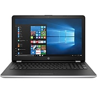 "HP 15-bs061st 15.6"" HD Laptop with Intel Quad Core Pentium N3710 / 8GB / 500GB / Win 10"