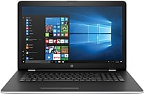 HP 17-bs062st 17.3' Laptop Computer (7th Generation Intel® Core™ i5, 1TB SATA HD, 8GB DDR4, Windows 10, Intel® HD Graphics 520)
