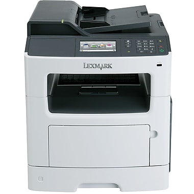 Lexmark™ MX417DE Multifunction Monochrome Laser Printer