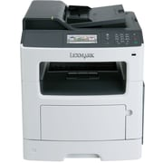Lexmark MX417de Mono Laser All-in-One Printer Black (35SC701)