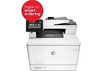 HP® Jet Pro MFP M477fdw Color Laser Printer