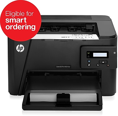 HP® LaserJet Pro M201DW Mono Laser Wireless Printer, CF456A#BGJ