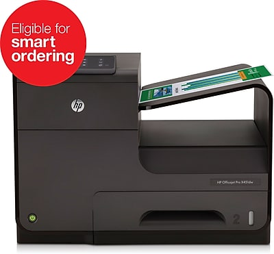 HP Officejet Pro X451dw Color Inkjet Printer New