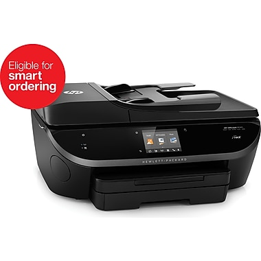 HP Officejet e-All-in-One Inkjet Printer with Neat (8040)