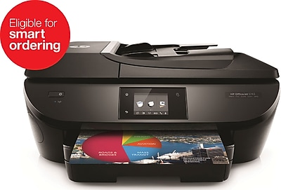 HP OfficeJet 5743 All-in-One Inkjet Printer F8B10A#ABA New