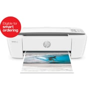 HP DeskJet 3755 Compact All-in-One Photo Printer with Wireless & Mobile Printing, Instant Ink ready-Stone Accent (J9V90A)