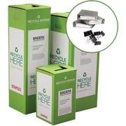 Staples ® Binders & Presentation Materials Zero Waste Recycling Box