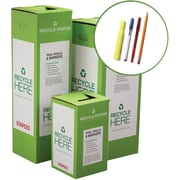 Staples® Pens, Pencils and Markers Zero Waste Recycling Box, Small