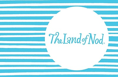 Land of Nod Gift Card $100 (Email Delivery)