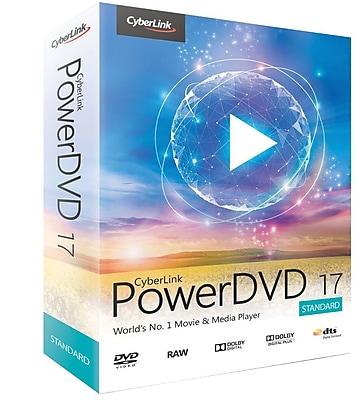 CyberLink PowerDVD 17 Standard for Windows (1 User) [Download]