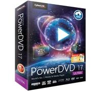 CyberLink PowerDVD 17 Ultra for Windows (1 User) [Download]