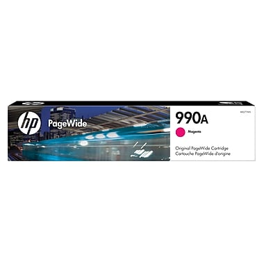 HP 990A Magenta Original PageWide Cartridge