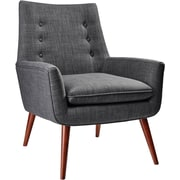 Addison Chair Charcoal Grey