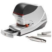 Swingline Optima Electric Full Strip Stapler, 45 Sheet Capacity, Silver