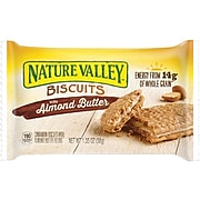 Nature Valley™ Biscuits with Almond Butter, 1.35 Oz., 16/Box