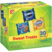Nabisco Sweet Treats Variety Snack Pack, 30/CT