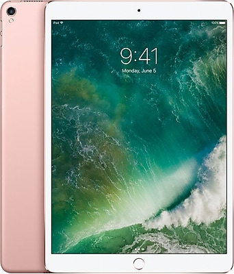 Apple iPad Pro 10.5 64GB, Rose Gold