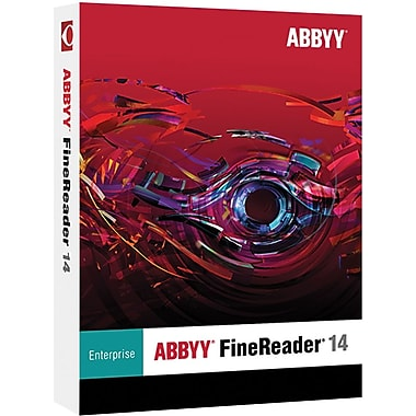 ABBYY FineReader 14 Enterprise for Windows (1 User) [Download]