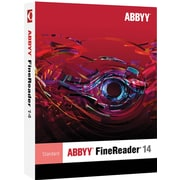 ABBYY FineReader 14 Standard Upgrade for Windows (1 User) [Download]