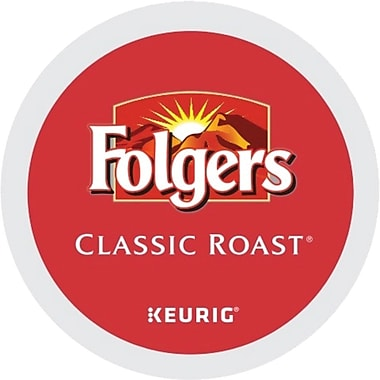 Folgers Gourmet Selections® Classic Roast Coffee K-Cup® Packs, 24/BX