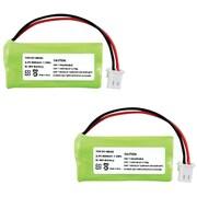 Insten® Uniden BT446 Cordless Phone Battery 3.6V 1000mAh, 2/Pack(286579)