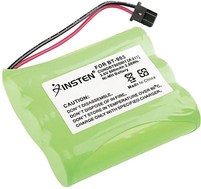 Insten Uniden BT-1008 BT1008 Cordless Home Phone Battery, 2 Pack