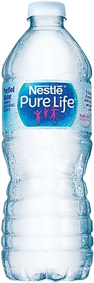 Nestl 233 174 Pure Life Purified Water 16 9 Ounce Plastic