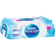 Nestlé® Pure Life Juniors Purified Water, 8-ounce Plastic Bottle, 24/Case