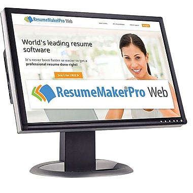 individual software resumemaker professional web