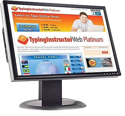 Individual Software Typing Instructor Web Platinum - Quarterly Subscription for Windows (1 User) [Download]