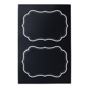 Martha Stewart Chalkboard Labels, 4-pack (51126)