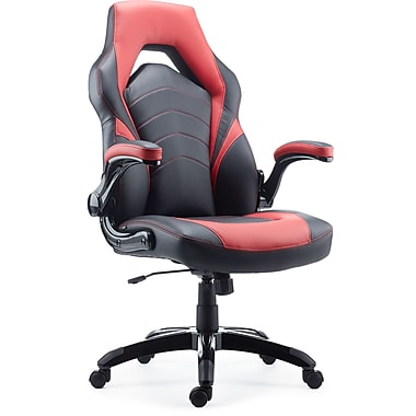 Staples Gaming Chair Black And Red
