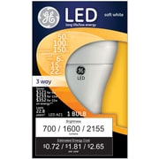GE LED 22 Watt Soft White A21 3-Way (92119)