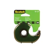 "Scotch® Handheld Tape Dispenser, Smoke Color Acrylic, 1"" Core, 1/Pk"