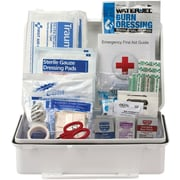 First Aid Only™ Fingertip Visible Blue Bandages, 20/Box (FAE-3040)