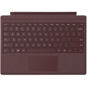 Microsoft Signature Type Cover Keyboard/Cover Case for Tablet, Burgundy