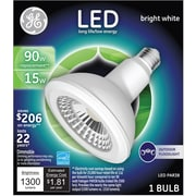 GE LED 15 Watt Bright White PAR38 Floodlight (13187)